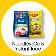 Noodles | Oats | Instant food