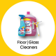 Floor cleaners |Glass cleaners