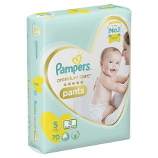 Pampers Premium Care Diaper Pants - Small Size